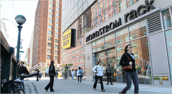 Nordstrom Rack finally opens a location in Manhattan s Union Square